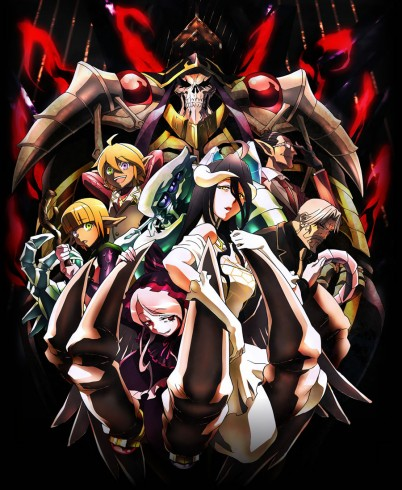Overlord mangas-vostfr.com